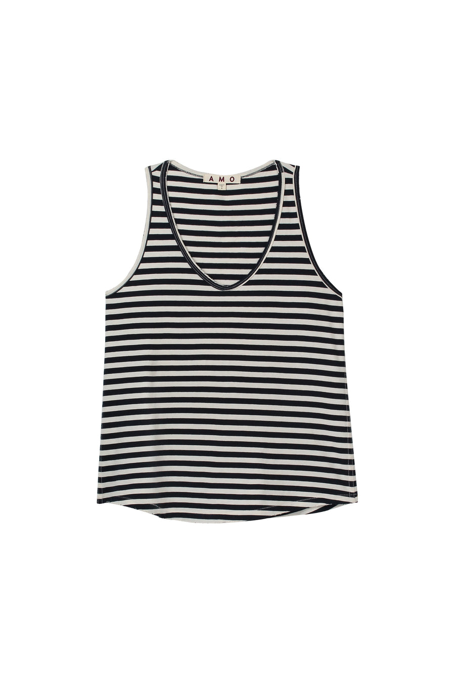 Sunday Tank - Sailor Stripe