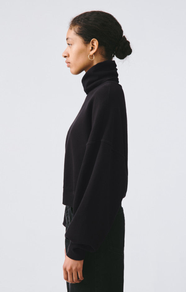 Balloon Sleeve Turtleneck - Beltway - Pavilion