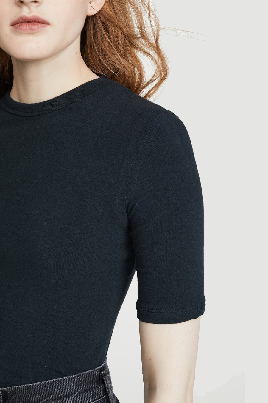 Elie Fitted Tee - Nocturne - Pavilion