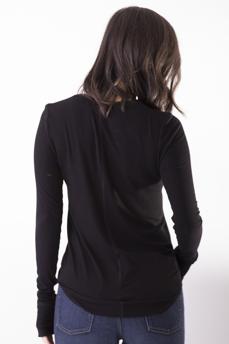 Aida Long Sleeve - Pavilion