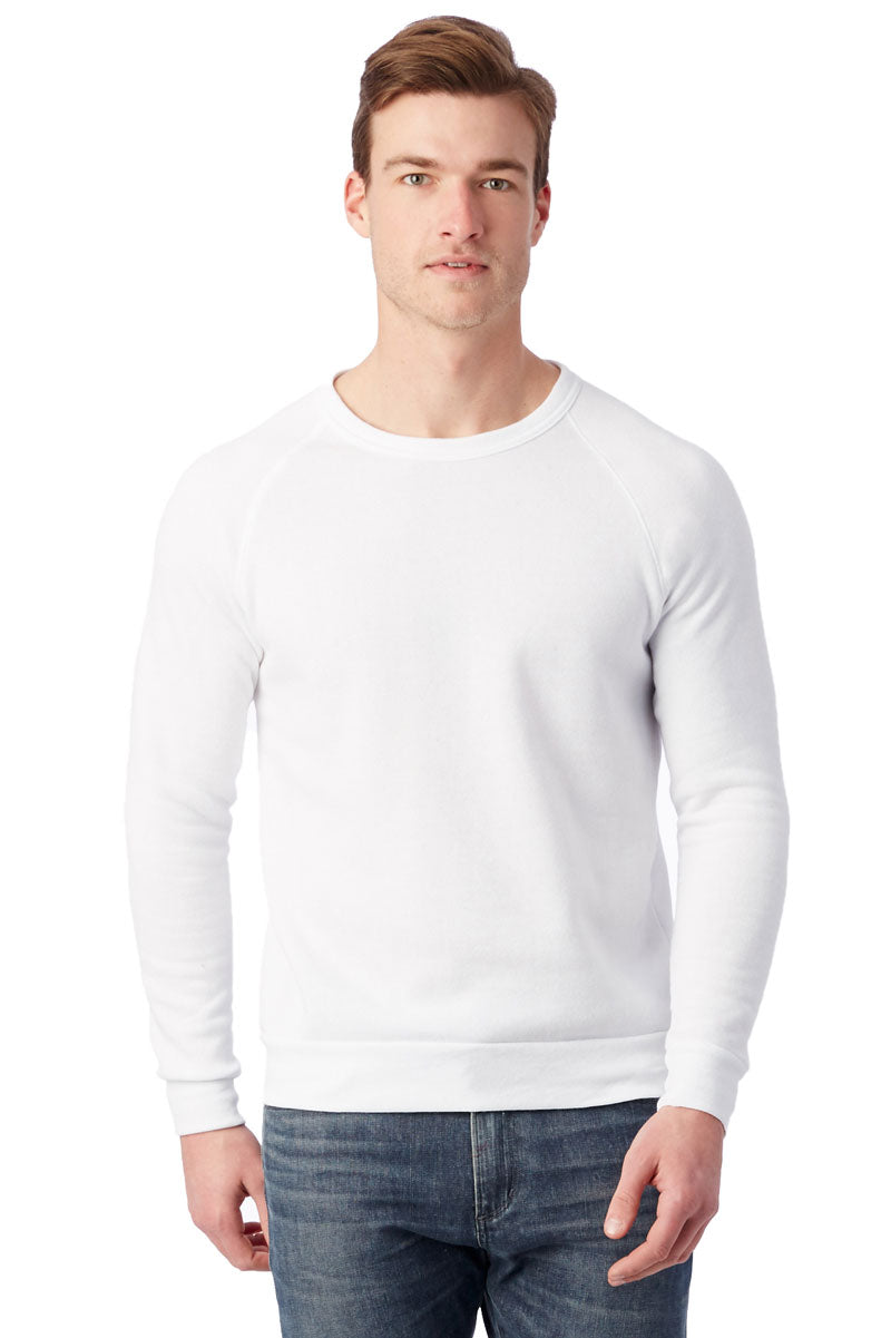 Champ Eco-Fleece Sweatshirt - Eco White