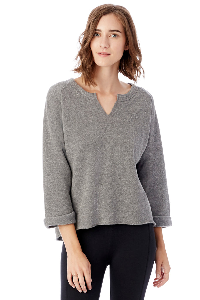 248c25513977 ... The Champ Remix Eco-Fleece Sweatshirt - Eco Grey - Pavilion ...