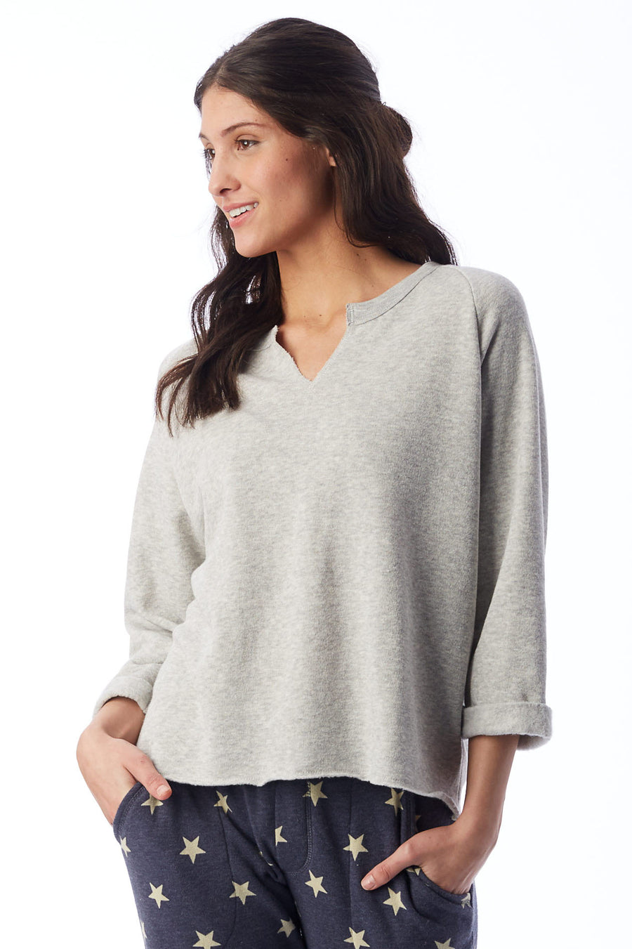 The Champ Remix Eco - Fleece Sweatshirt - Eco Oatmeal