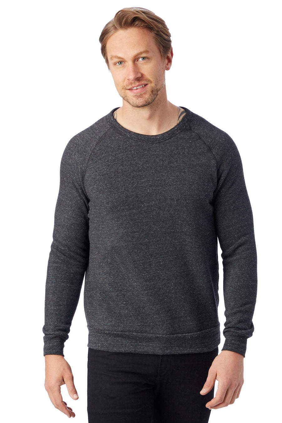 Champ Eco-Fleece Sweatshirt - Eco Black - Pavilion