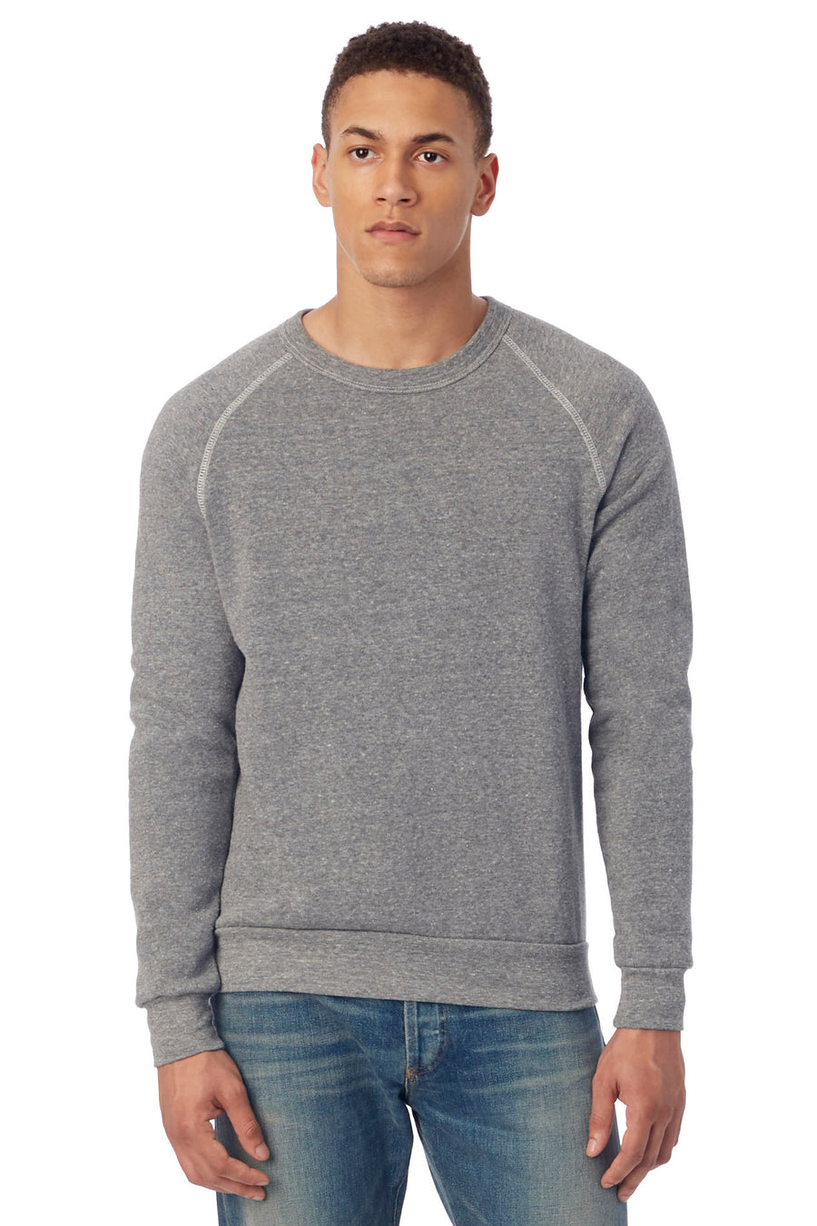Champ Eco-Fleece Sweatshirt - Eco Grey - Pavilion