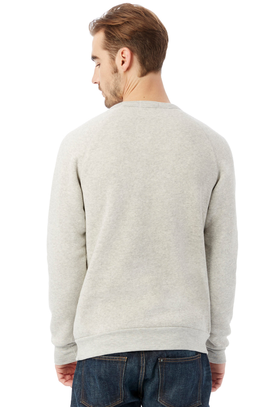 Champ Eco-Fleece Sweatshirt - Eco Light Grey - Pavilion