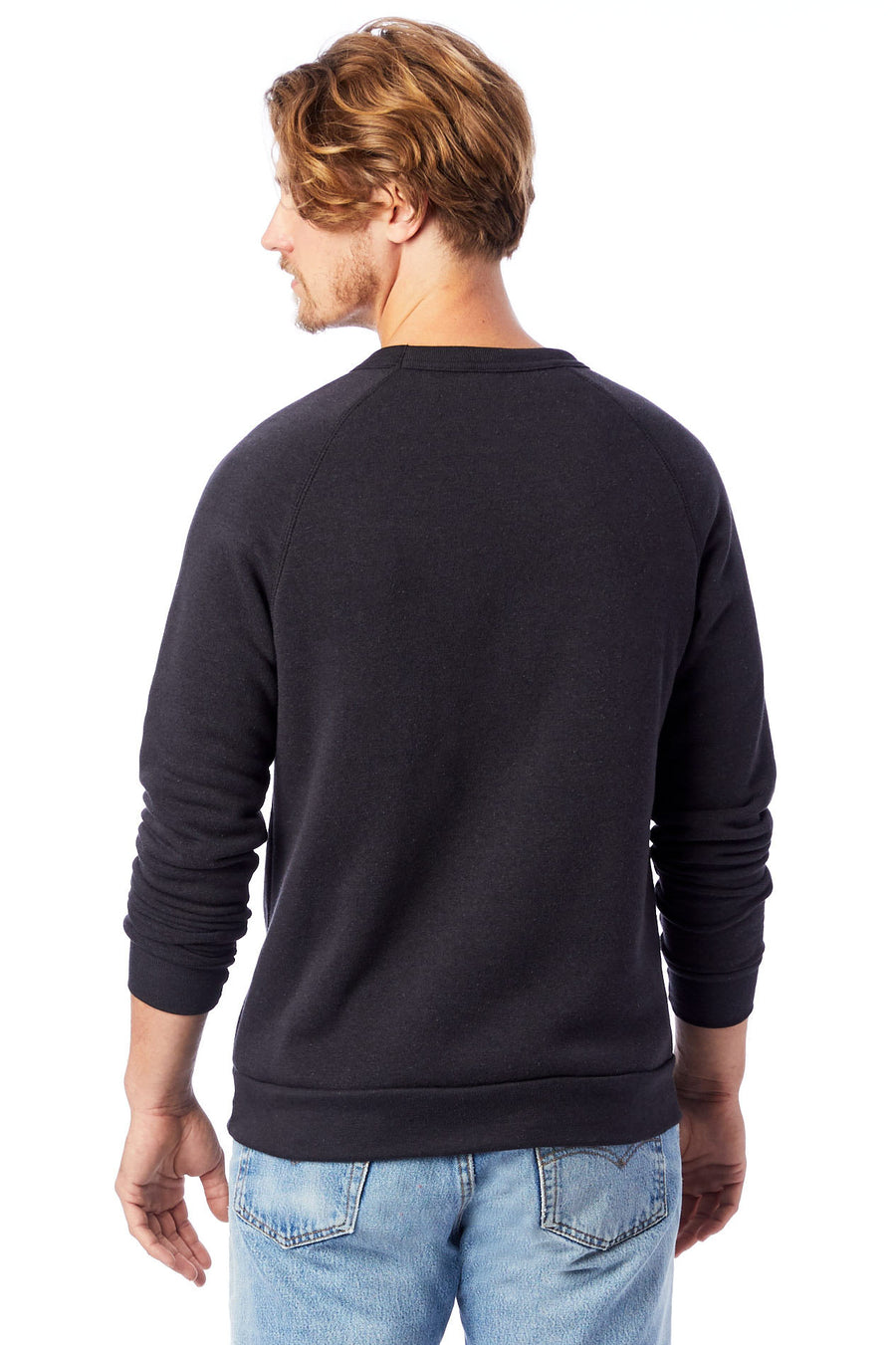 Champ Sweatshirt - Eco True Black - Pavilion