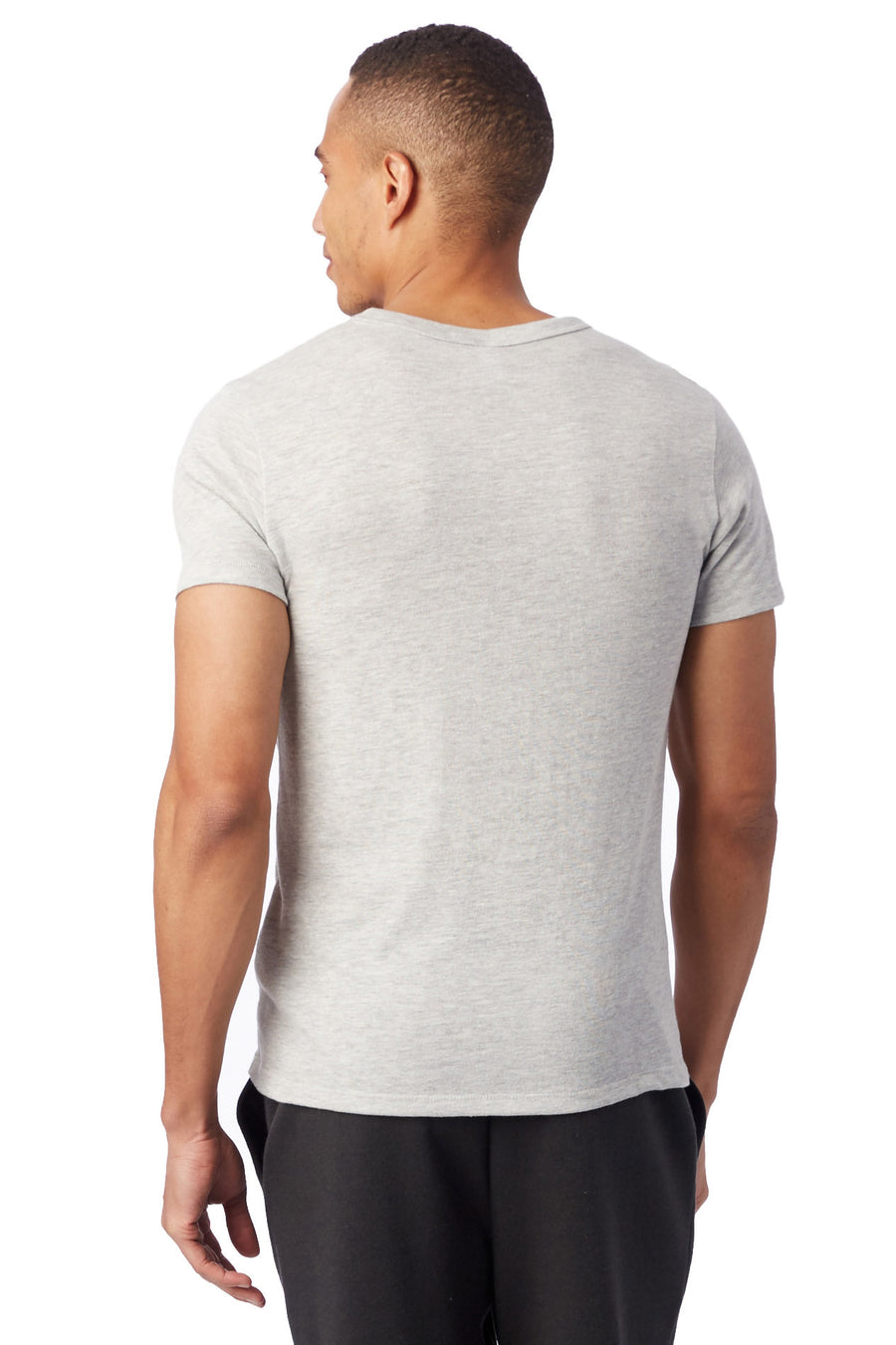 Eco Crew T-Shirt - Eco Light Grey - Pavilion