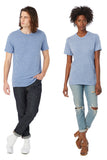 Eco Crew T-Shirt - Eco Pacific Blue - Pavilion