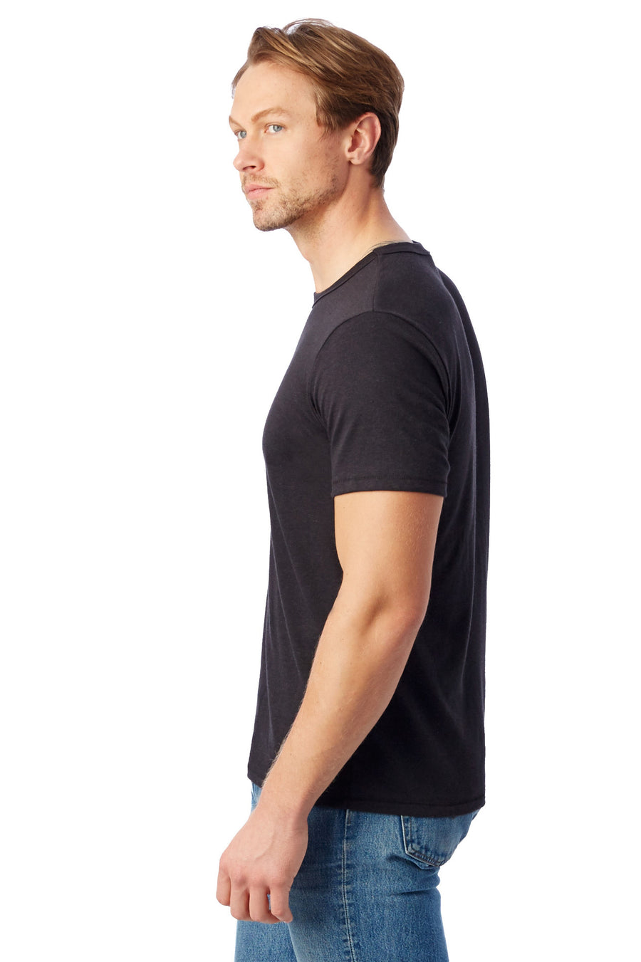 Eco Crew T-Shirt - Eco True Black - Pavilion