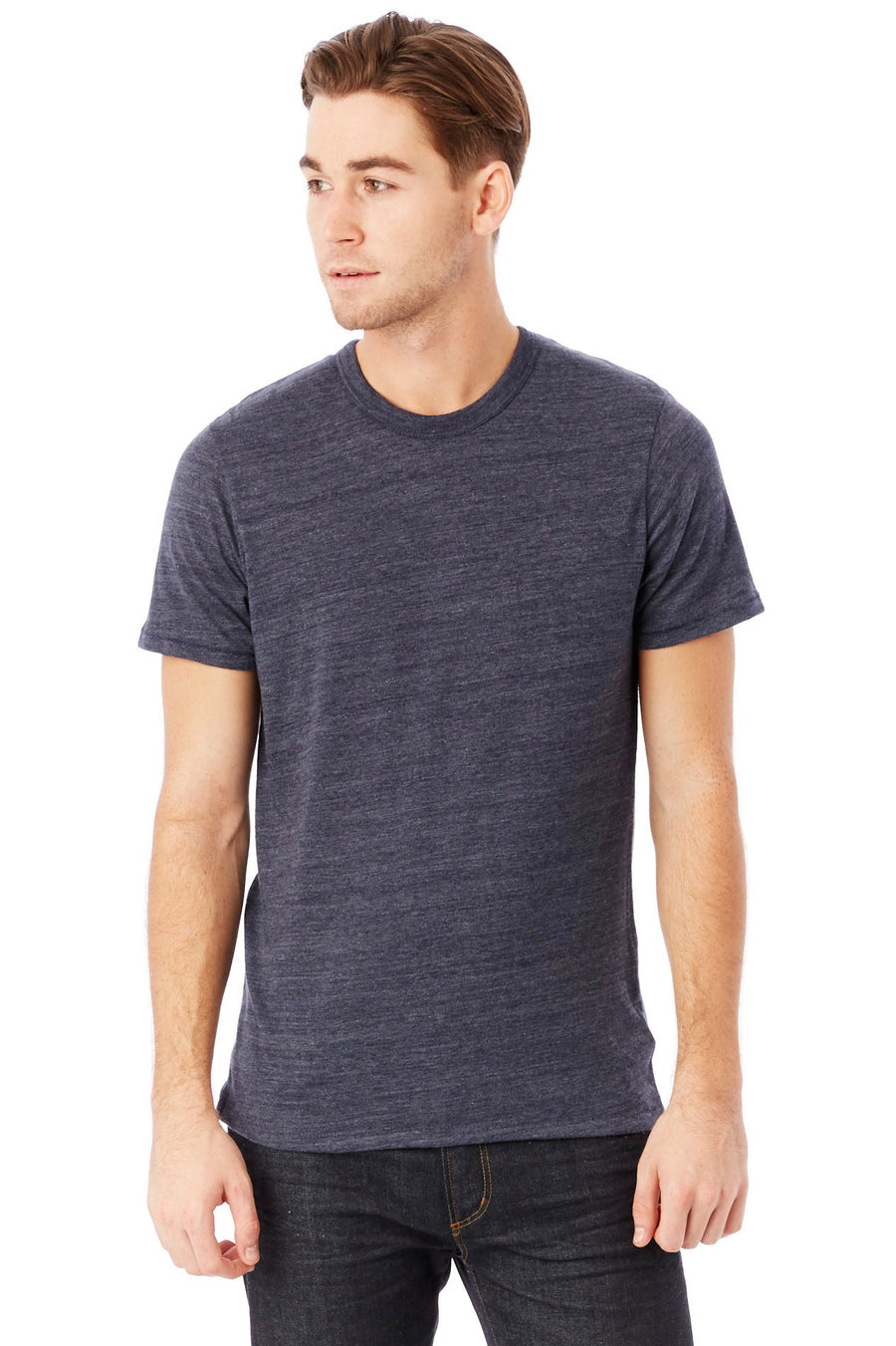 Eco Crew T-Shirt - Eco True Navy - Pavilion