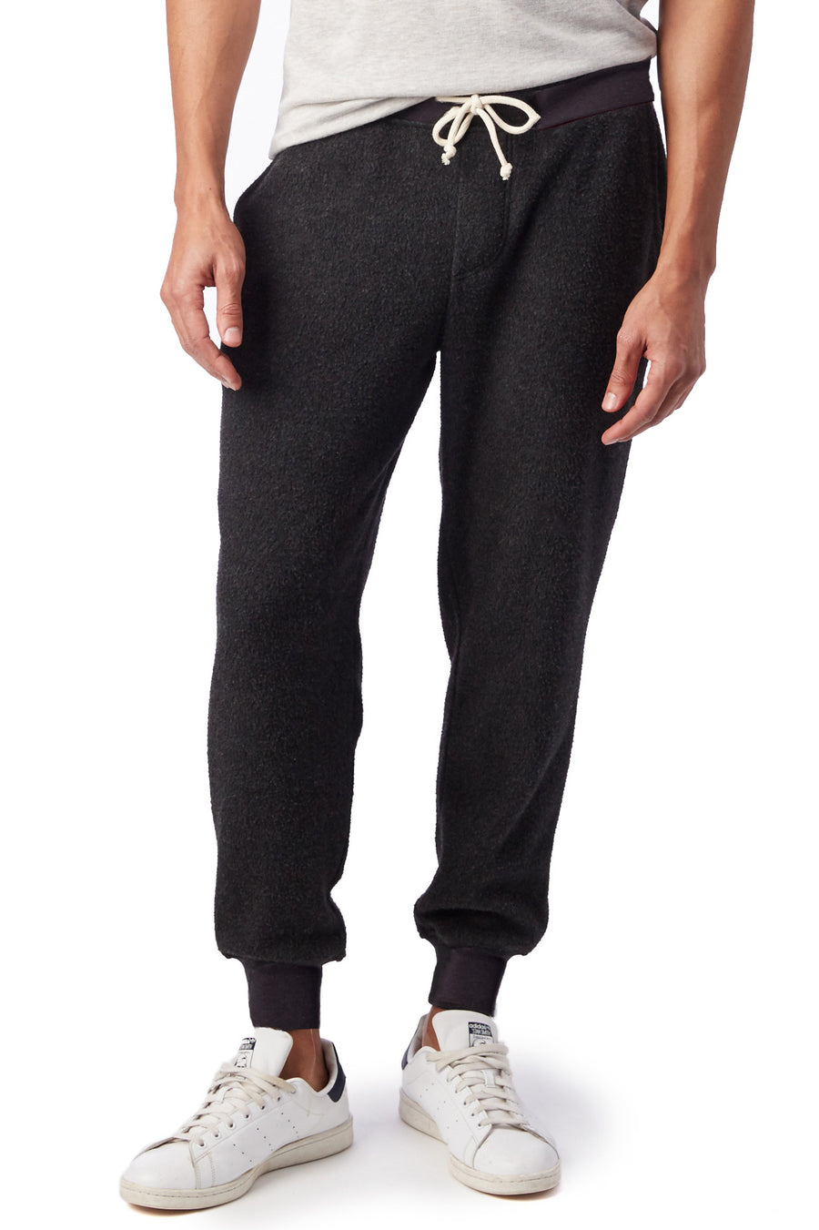 Eco Teddy Dodgeball Sweats - Eco Black - Pavilion