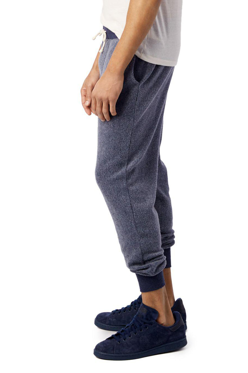 Eco Teddy Dodgeball Sweats - Eco True Navy