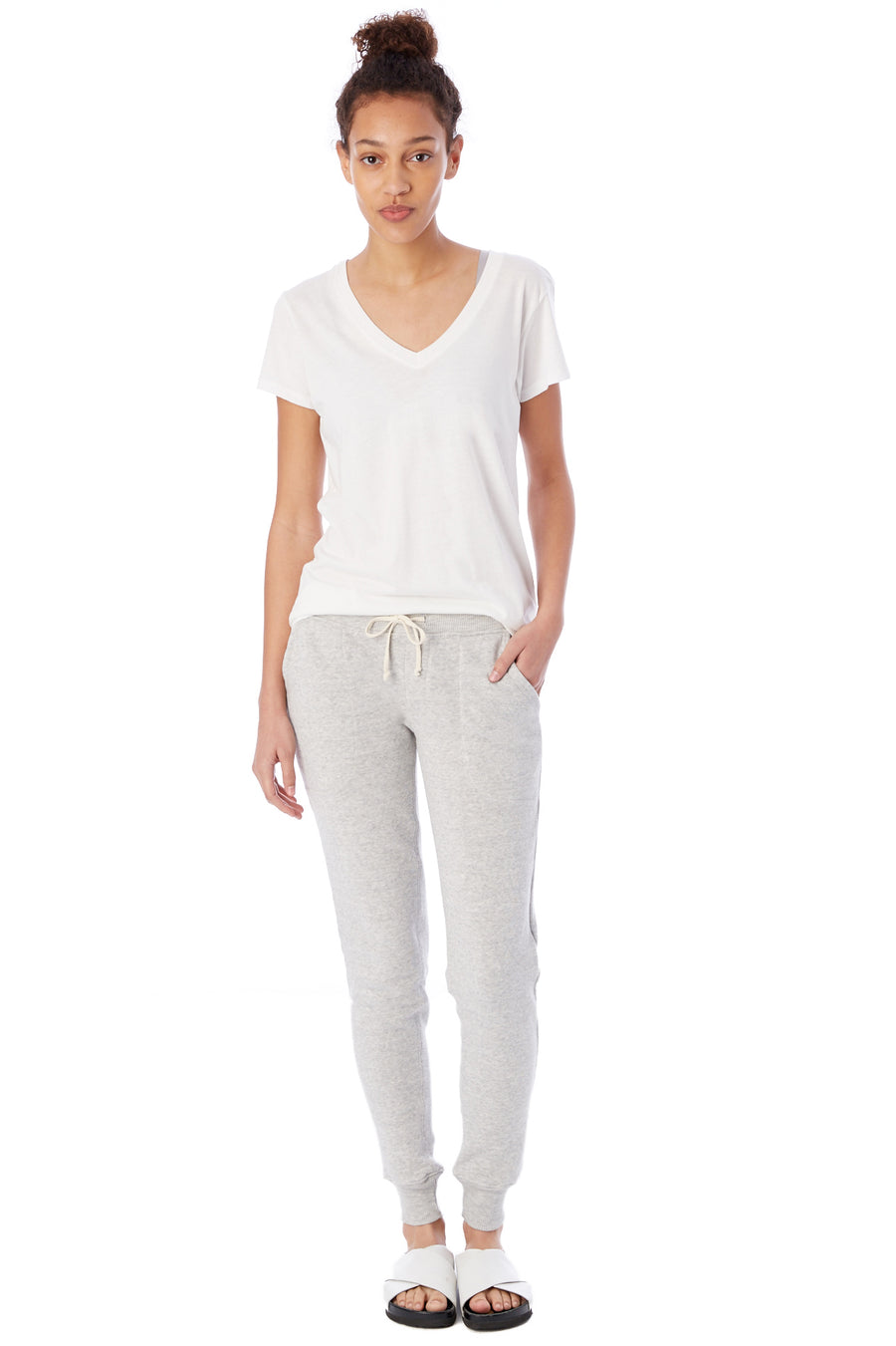Eco-Fleece Jogger - Eco Oatmeal - Pavilion