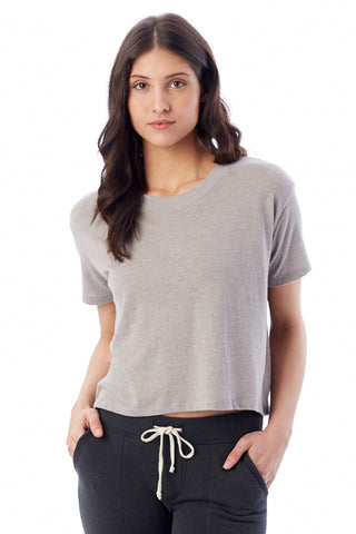 Ezra Top - Melange Grey
