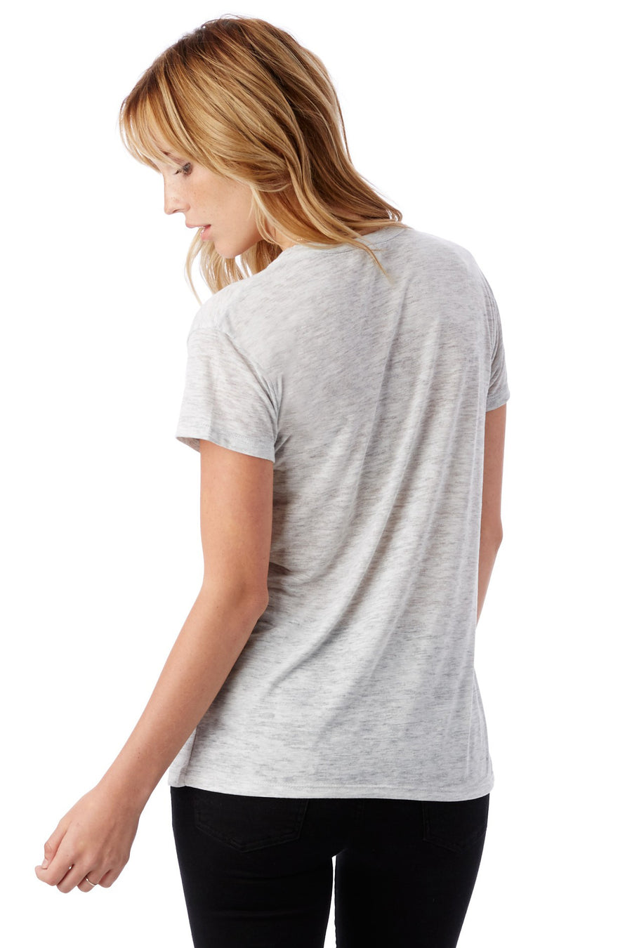 Kimber Tee - Oatmeal Heather - Pavilion