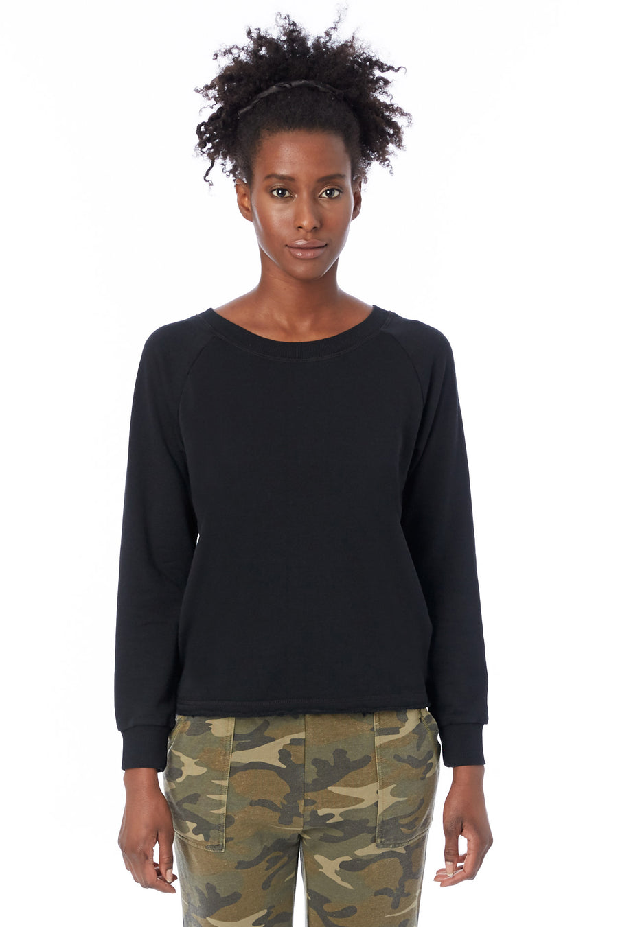 Lazy Day Pullover - True Black - Pavilion