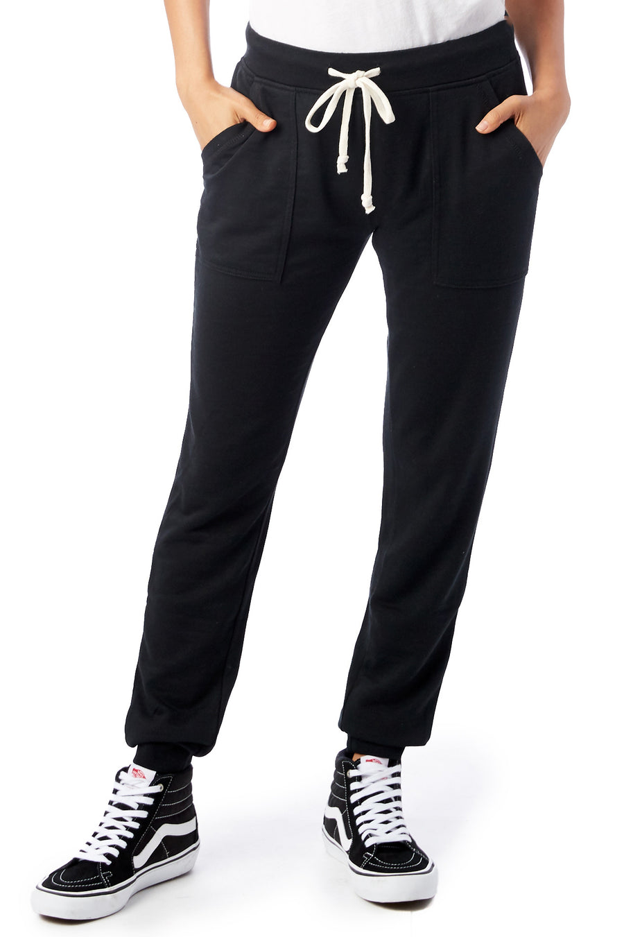 Long Weekend Pant - True Black