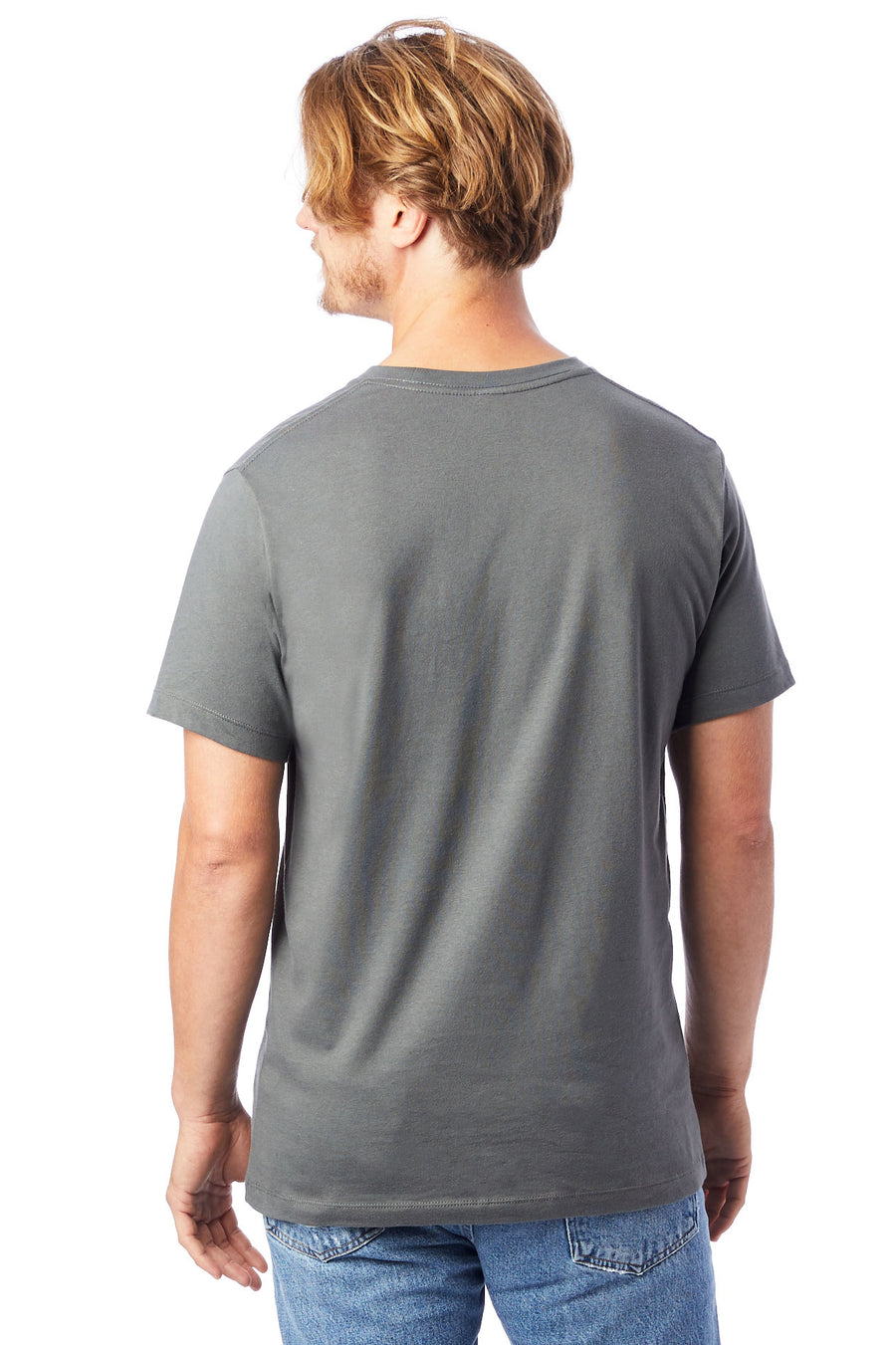 Mens Go-To T-Shirt - Asphalt