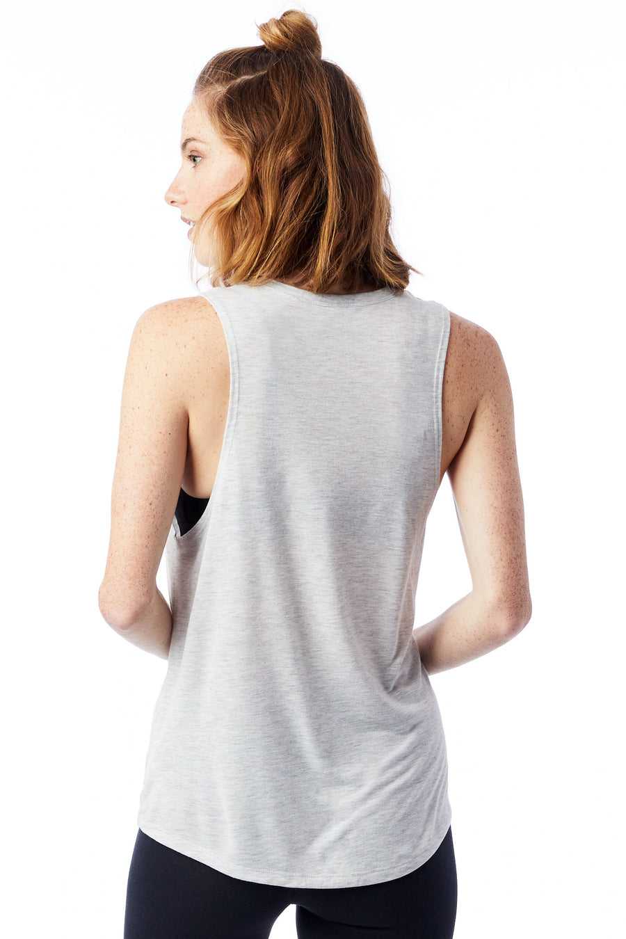 Slinky Muscle Tank - Oatmeal Heather - Pavilion