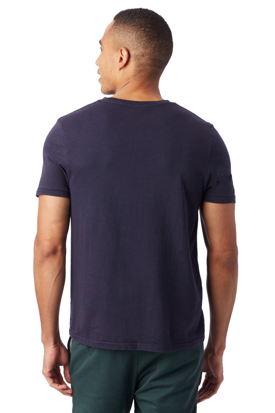 The Outsider Tee - Navy