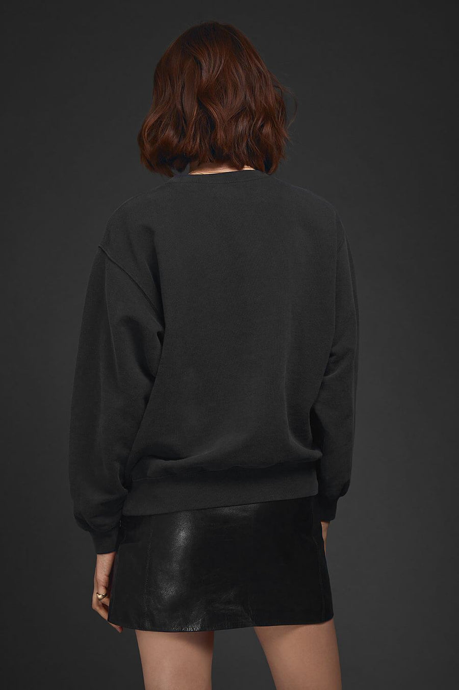Serpent Sweatshirt - Black