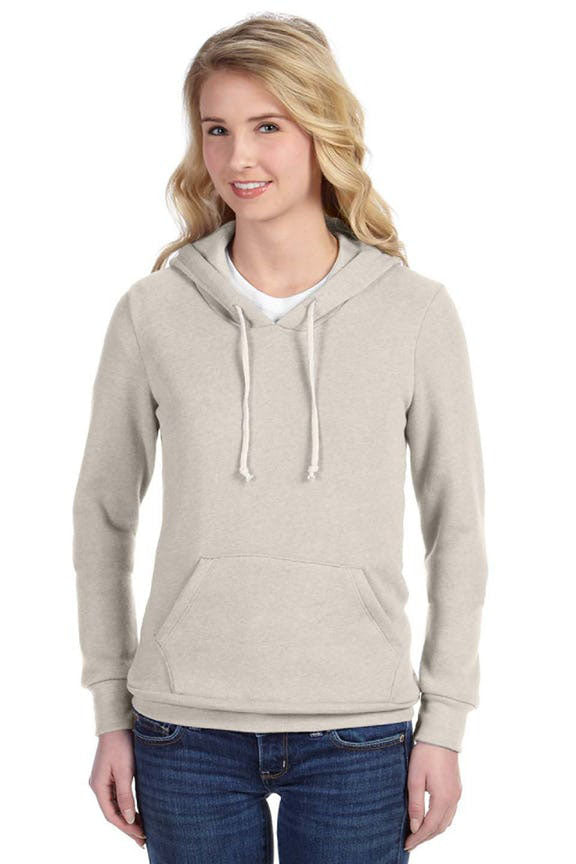 Athletics Eco-Fleece Hoodie - Eco Oatmeal - Pavilion