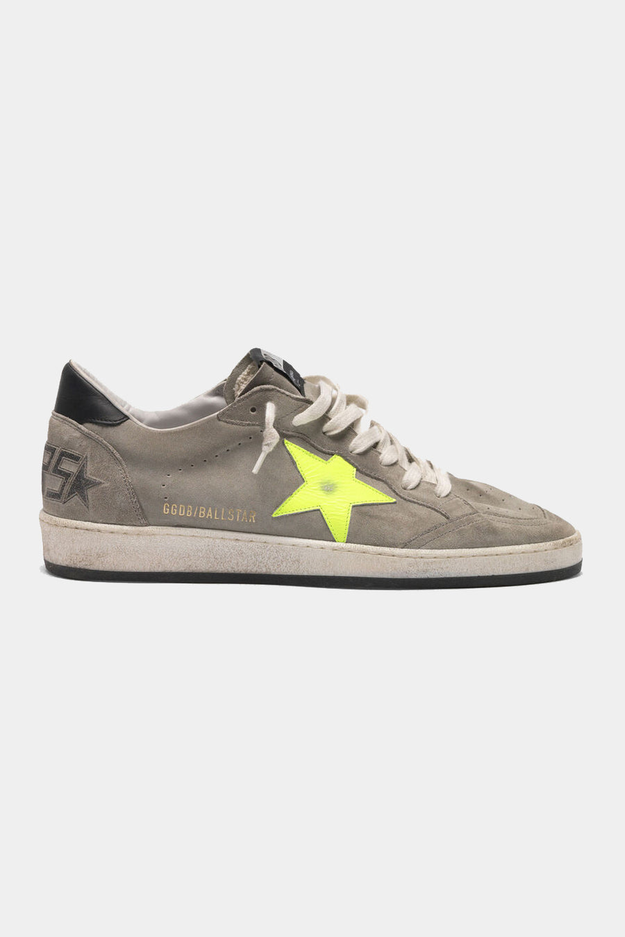 Ball Star - Waxed Ice Suede Yellow Star - Pavilion