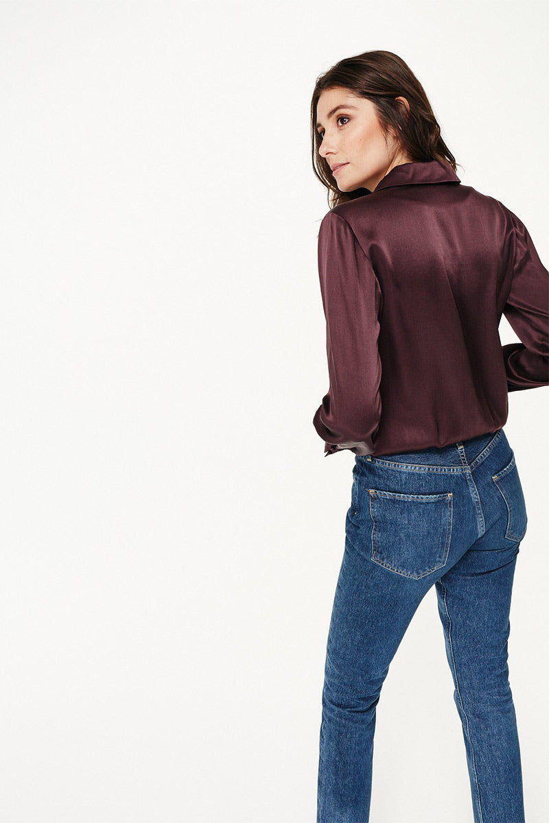 The Kendall - Aubergine