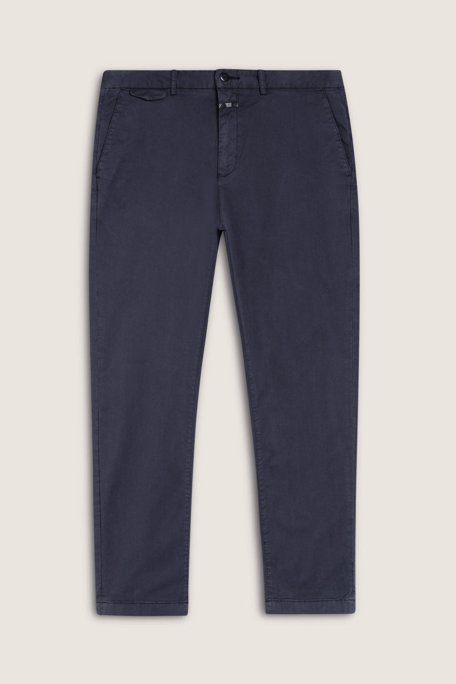 Atelier Cropped Chino - Navy - Pavilion