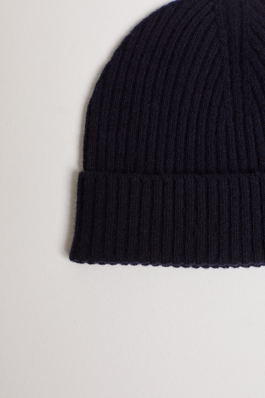 Wool Hat - Dark Night
