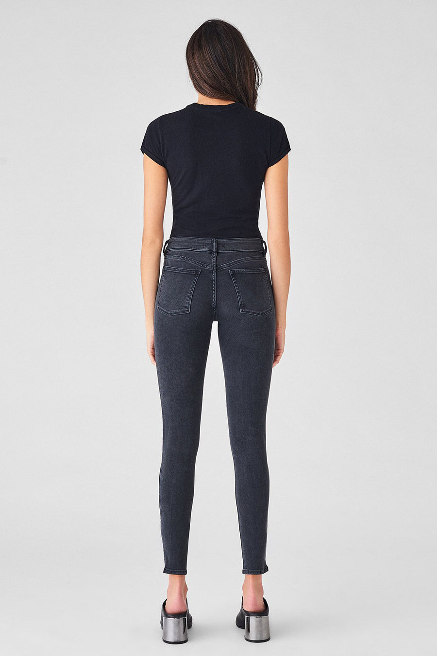 Margaux Mid Rise Ankle Skinny - Morrison