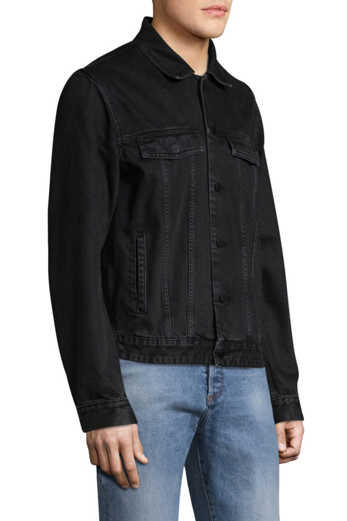 Vaughn Trucker Jacket - Smudge