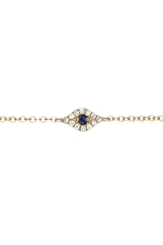 Diamond Evil Eye Bracelet - Pavilion