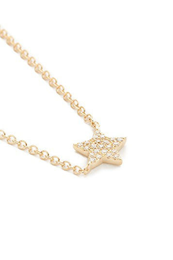 Diamond Star Choker Necklace - Pavilion