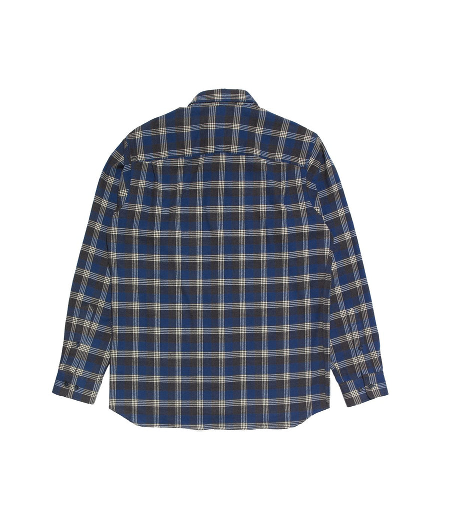 CS-1 Shirt - Navy Plaid - Pavilion