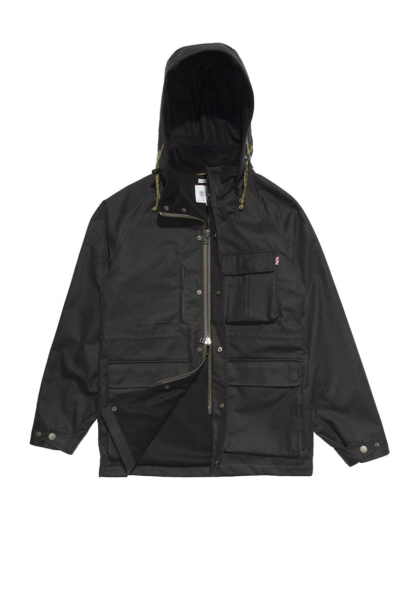 Isle of Man Jacket - Black
