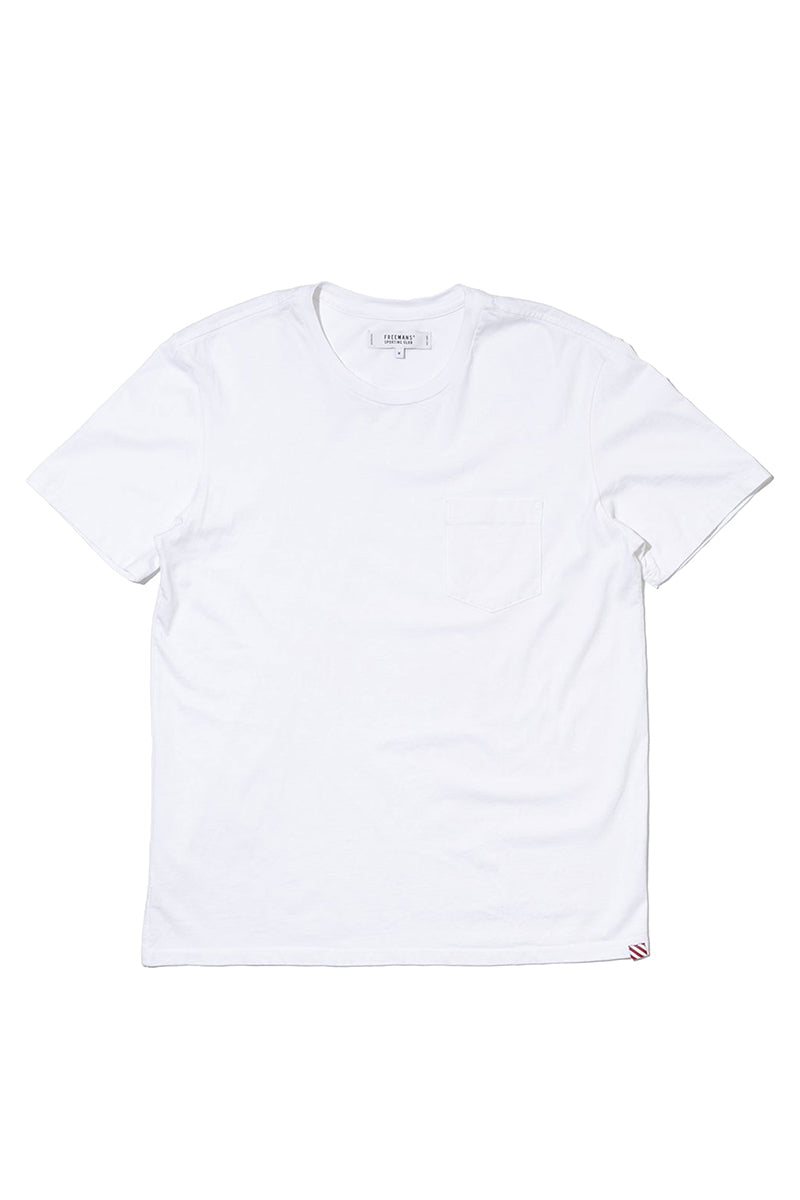 Pocket T-Shirt - White