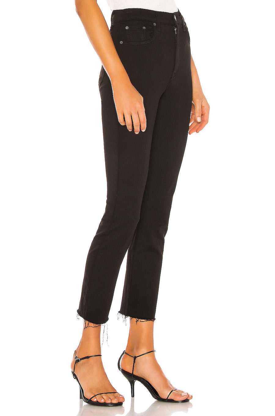 Reed High Rise Slim - Black Magic Woman - Pavilion
