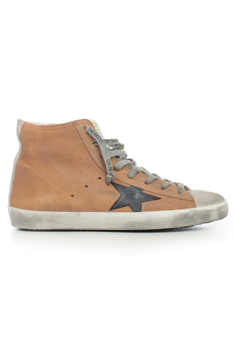 Francy - Sand Suede Black Star - Pavilion