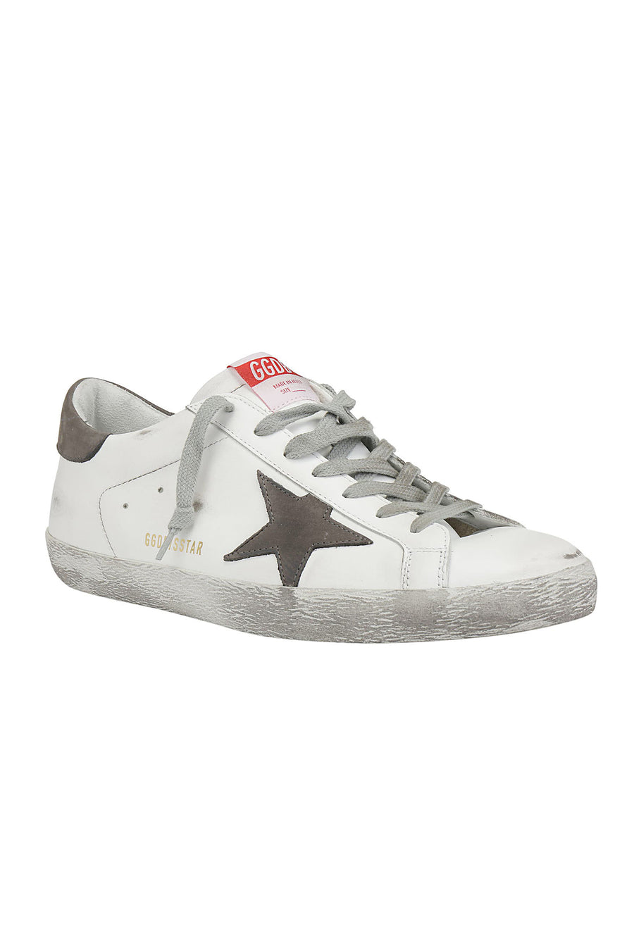 Superstar - Grey W/ Nubuck Star - Pavilion