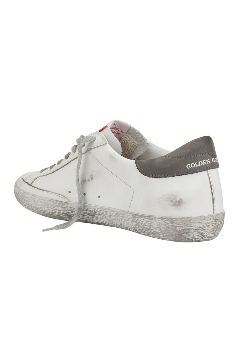 Superstar - Grey W/ Nubuck Star