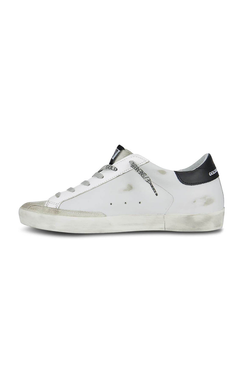 Superstar - Ice Light Grey White Star