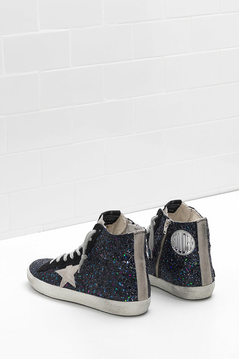 Francy - Galaxy Glitter Ice Suede Star - Pavilion