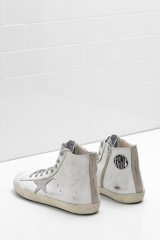 Francy High Top Sneakers - Pavilion