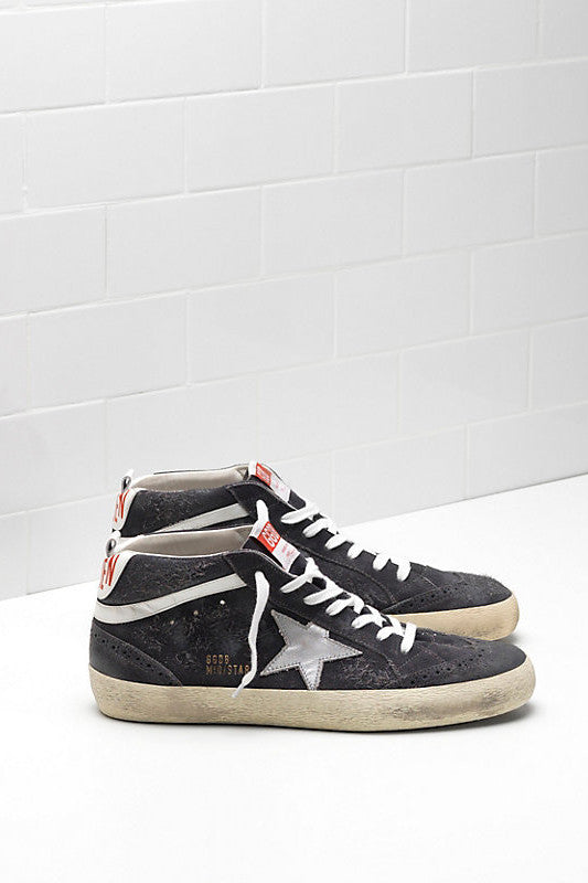 Mid Star Sneakers - Pavilion