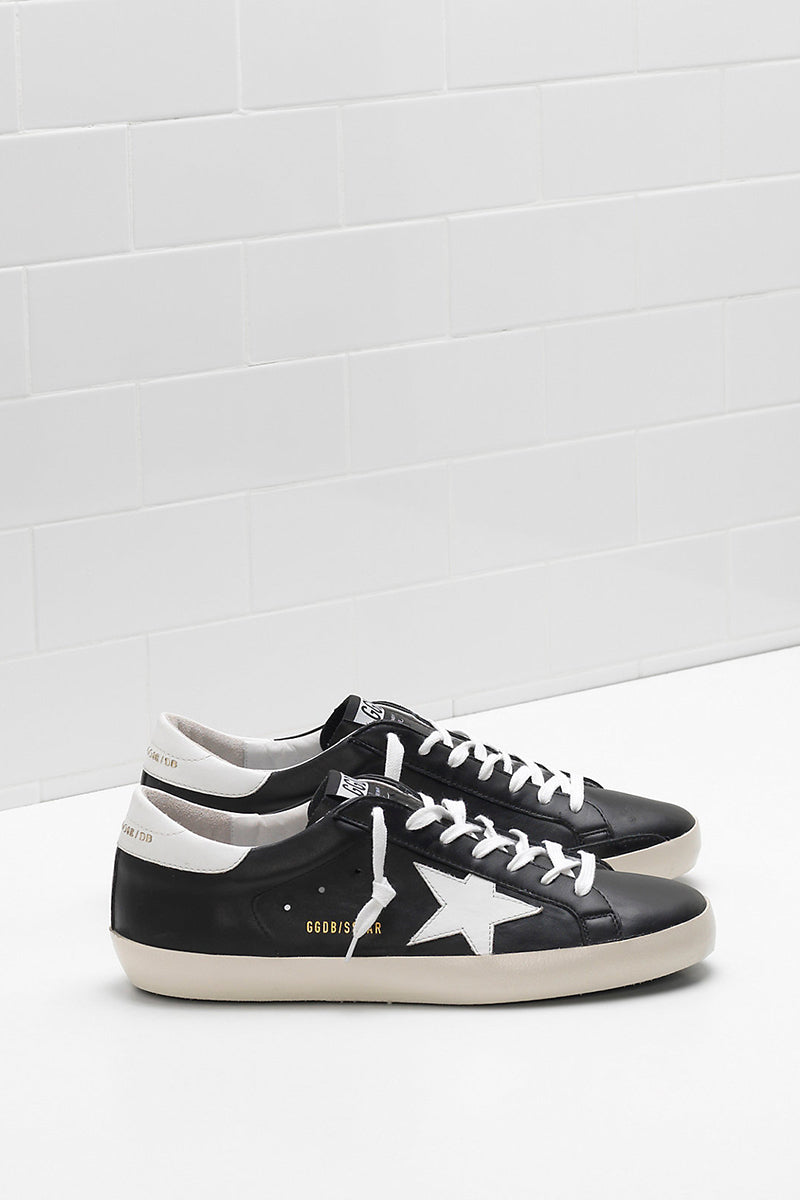 Superstar - Black w/ White Star