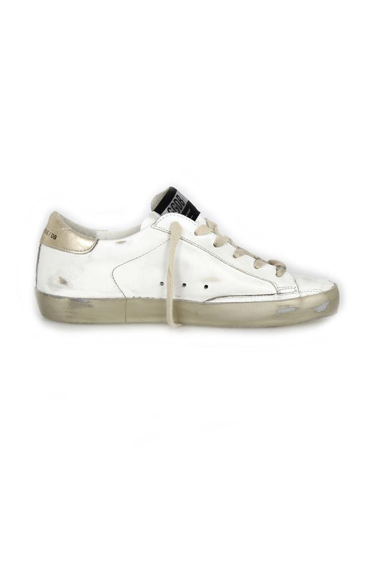 Superstar - White W/ Gold Star - Pavilion