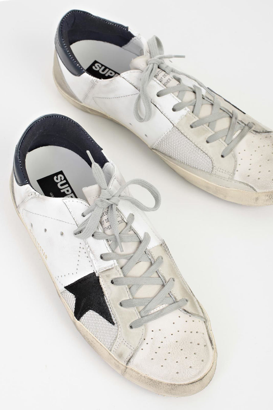 Superstar Trilogy Sneakers - Pavilion