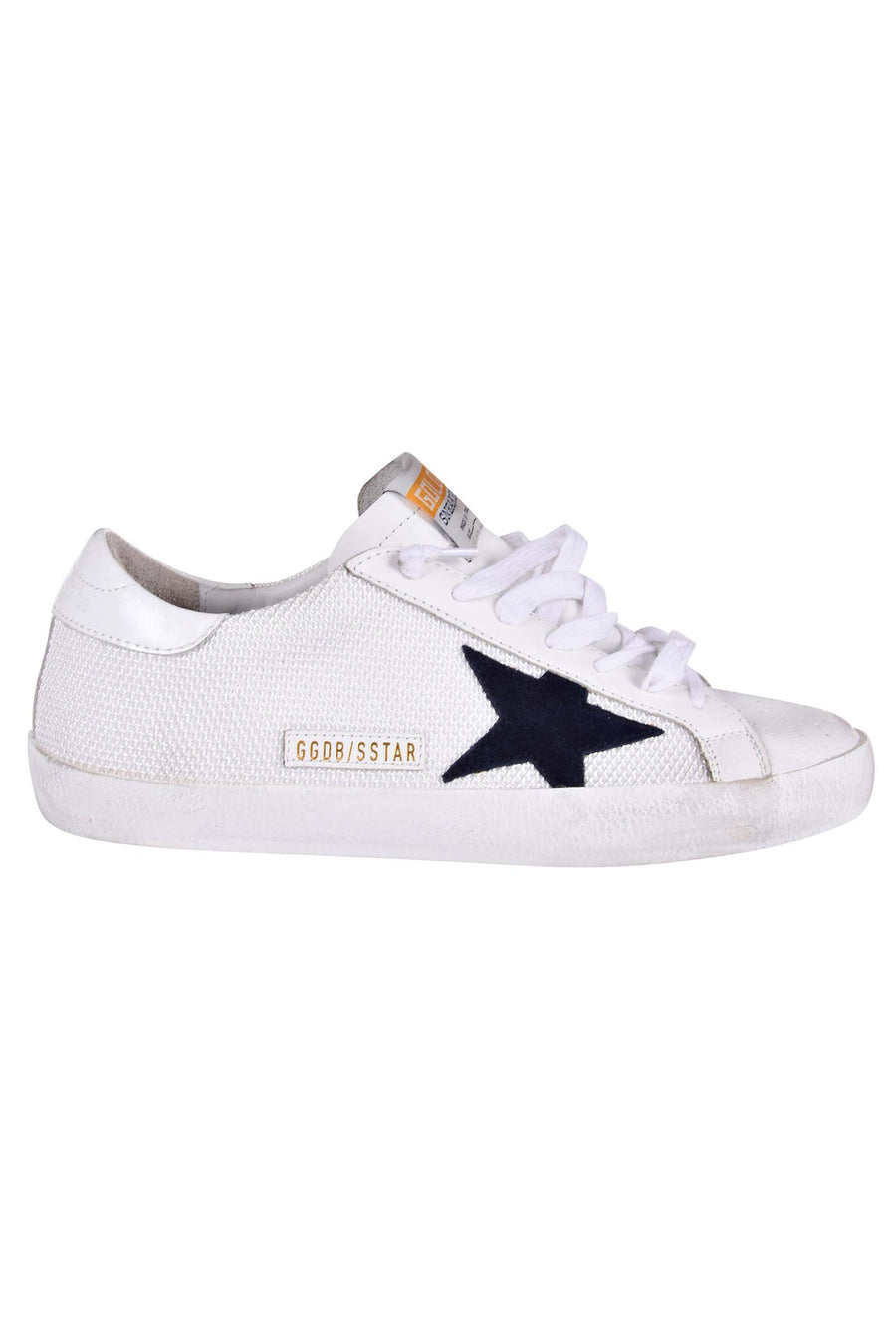 Superstar - White Cord Gum Sneakers - Pavilion